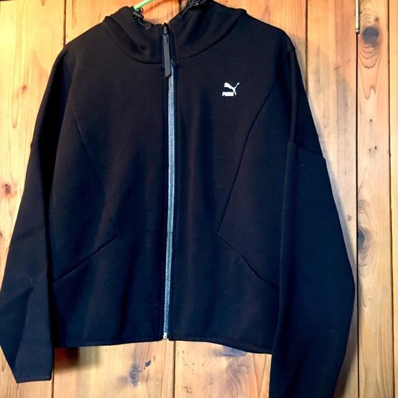 6b83c8716dbe Brand new puma athletic zip up sweatshirt hoodie. M 5aa605c63b16085ed3177e5e
